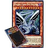Yu Gi Oh! Single Card : YMP1-EN004 Malefic Cyber End Dragon Secret Rare Card