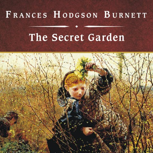 The Secret Garden by Frances Hodgson Burnett cover
