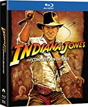 Indiana Jones: The Complete Adventures [Blu-ray] (Bilingual)