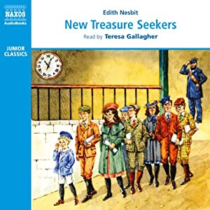 New Treasure Seekers | [E. Nesbit]