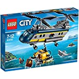 レゴ シティ 海底調査隊ヘリコプター 60093