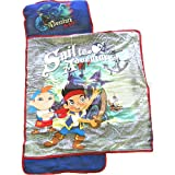 Jake Neverland Pirates Toddler Nap Mat Sleeping Roll