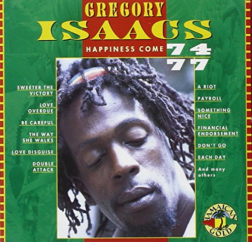 Gregory Isaacs - Happiness Come (74-77) - Zortam Music
