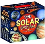 CHILDRENS TODDLER GIANT FLOOR JIGSAW PUZZLES CARRY CASE TOY (THE SOLAR SYSTEM)