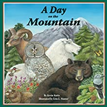 A Day on the Mountain (       UNABRIDGED) by Kevin Kurtz Narrated by Donna German
