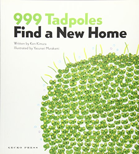 999 Tadpoles Find a New Home