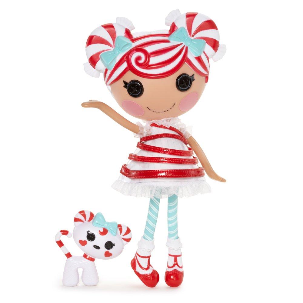 Lalaloopsy Doll - Mint E Stripes