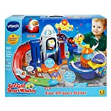 VTech Go! Go! Smart Wheels Blast Off Space Station Playset ( |MFG Age: 12 months - 5 years )