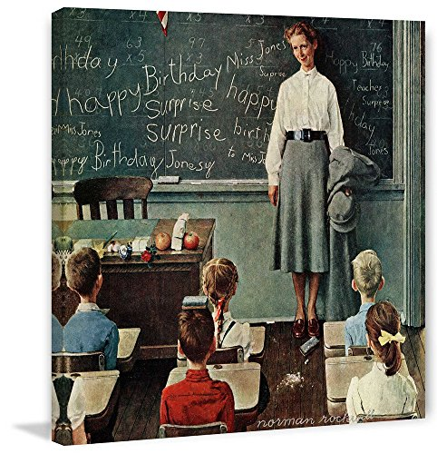 Marmont Hill Norman Rockwell Prints on Canvas