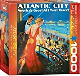 EuroGraphics 8000-0396 Atlantic City 1000-Piece Puzzle (Small Box)