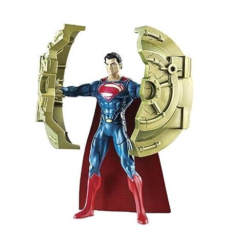 Superman - Y0810 - Figurine - Superman Attaque en Force