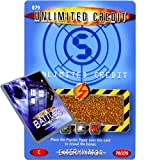 Doctor Who - Single Card : Exterminator 079 Unlimited Credit Dr Who Battles in Time Common Card