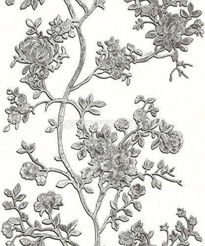 roberto-cavalli-wallpaper-feature-floral-patterned-gris-blanc-70cm-de-large-rc12004