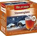MILFORD Sternenglanz Rooibostee mit Gebrannte-Madel-Aroma 28 Beutel à 2 g, 6er Pack (6 x 56 g) von MILFORD - Gewürze Shop