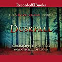 Duskfall: Chaos Queen, Book 1 Audiobook by Christopher B. Husberg Narrated by Adam Verner