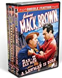 Brown, Johnny Mack Volume 1: Bar-Z Bad Men / A Lawman Is Born / Boothill Brigade / Lawless Land / Branded A Coward / Courageous Avenger / Rogue of The Range / Texas Kid (4-DVD)