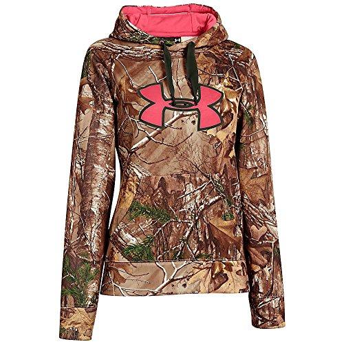 Under Armour 1247095 Women's Camo Big Logo hoodie