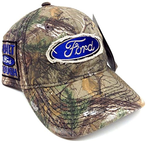 Ford Patch Realtree Camo Hat (Ford Hoody compare prices)