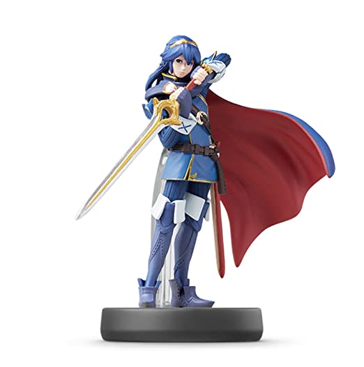 Lucina amiibo - Japan Import (Super Smash Bros Series): Video Games