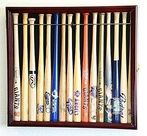 Cherry Wood Color Small Mini Baseball Bat 18