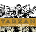 Tarzan: The Complete Russ Manning Newspaper Strips Volume 3 (1971-1974) (The Library of American Comics)