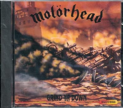 Grind ya down (compilation, 1991)