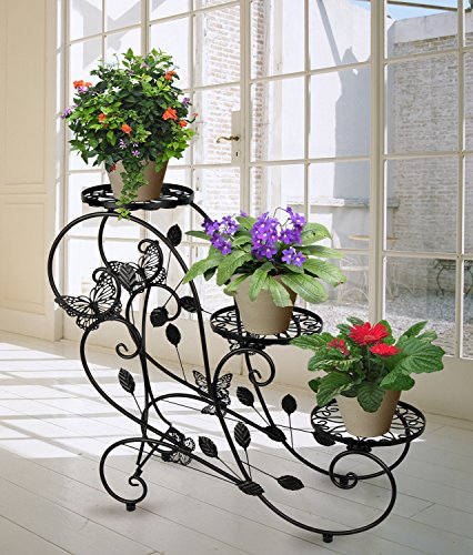 hlc-noir-porte-pots-plante-fleurs-3-etagere-support-jardin-en-metal-fer