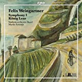Felix Weingartner: Symphony No. 1; König Lear [Hybrid SACD]