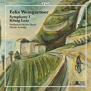 Weingartner: Symphony No.1
