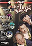 Three Stooges [4 Discs] (Full Screen) [Import]