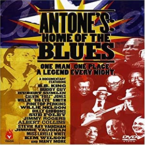 Antone's Home of the Blues (Pal/Region 2)