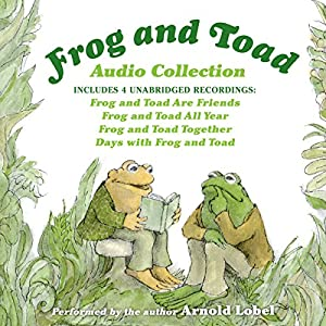 Frog and Toad Audio Collection Audiobook