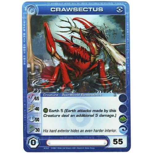 Amazon.com: Chaotic Crawsectus 65/40/50/50 card