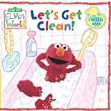 Lets Get Clean! Bath Time Bubble Book (Sesame Street Elmos World)