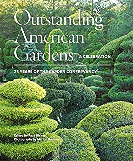 Book Cover: Outstanding American Gardens: A Celebration: 25 Years of the Garden Conservancy