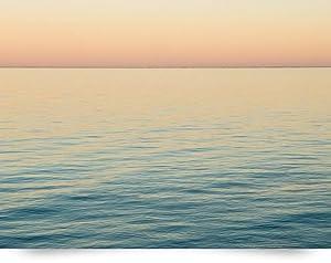 Gulf at Sunset near Fulton, Texas