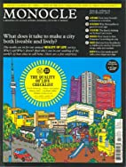 Monocle Magazine July/August 2011 (Volume 5…