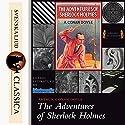The Adventures of Sherlock Holmes Hörbuch von Arthur Conan Doyle Gesprochen von: Mark F. Smith