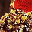 Chocolate Caramel Sea Salt Gourmet Popcorn 8oz. Bag