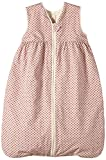 Lana Natural Wear Schlafsack Pl�sch Punkte - Saco de dormir para ni�as, color rosa (punkte rose water-ombre blue 9306), talla 12 meses (80)
