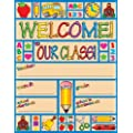 Scholastic Country Schooltime Welcome! Chart (TF2250)