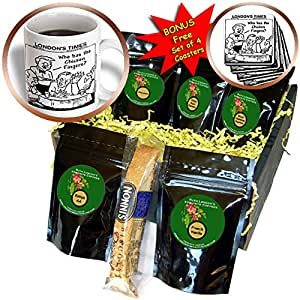 Londons Times Funny Food Coffee other Digestibles - Chicken Fingers - Coffee Gift Baskets - Coffee Gift Basket (cgb_2348_1)