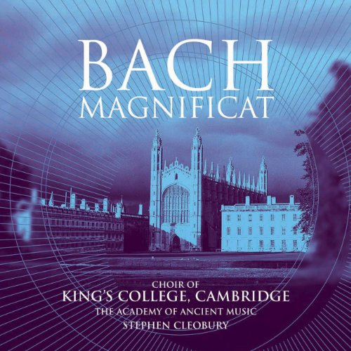 J.S. Bach: Magnificat by Johann Sebastian Bach, Stephen Cleobury, The Academy of Ancient Music, Ian Bostridge and Michael Chance