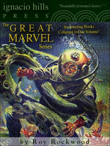 Great Marvel Collection: Volume One (Six Novels in One Volume)