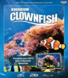 Image de WIENERWORLD Plasma Art - Aquarium - Clownfish [BLU-RAY]