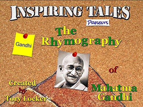 The Rhymography of Mahatma Gandhi (Inspiring Tales) image