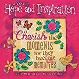 A Year of Hope and Inspiration 2017 Mini Calendar