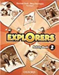Explorers. Activity Book 2