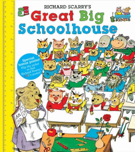 Richard Scarry'S Great Big Schoolhouse front-884137