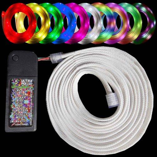 Ultrawire Led Lighting System - Bike Light For Burning Man - Led Strip Better Than El Wire